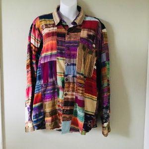 Authentic Guatemalan Shirt-Utzpin brand